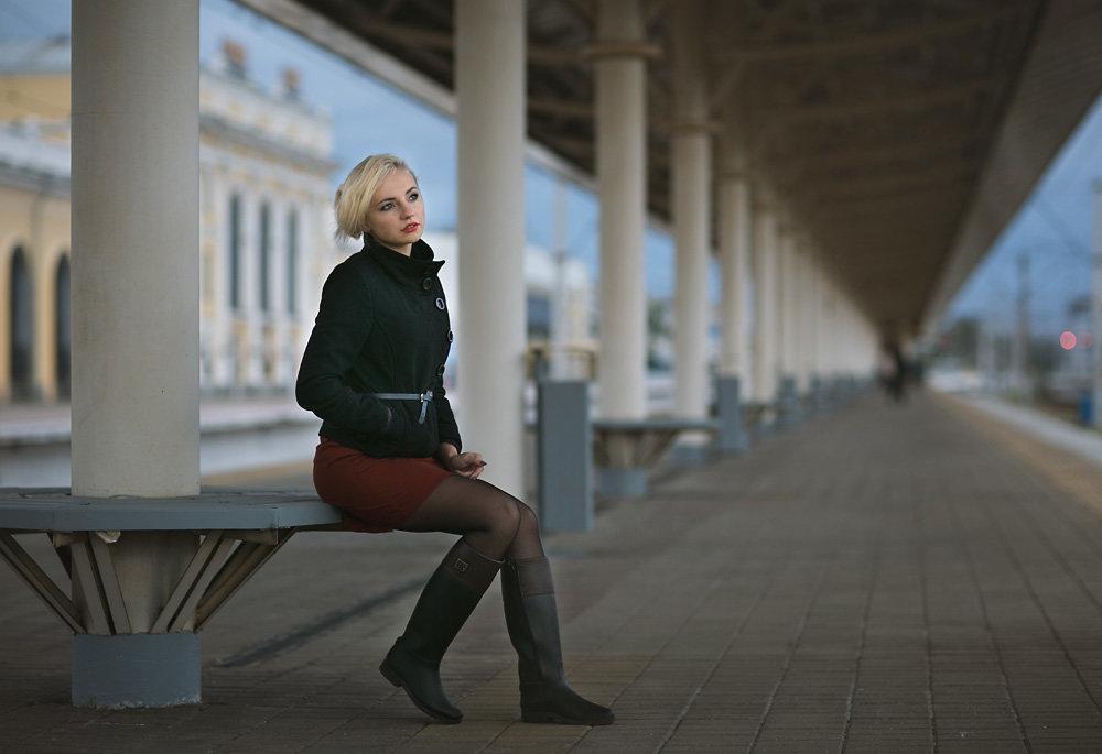 На вокзале - Алекс Римский
