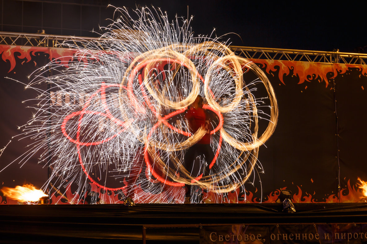 Fire fest - Oleg Akulinushkin