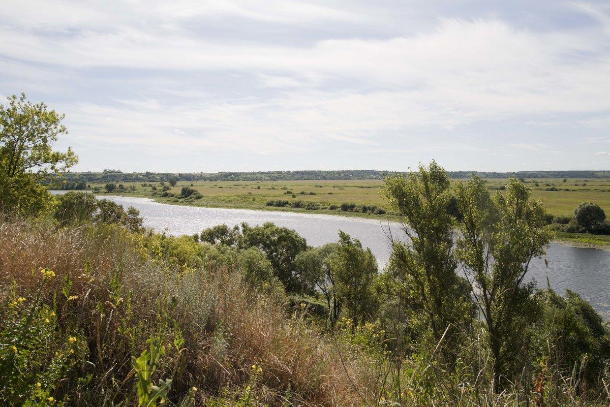 Река Ока - Татьяна Суетина