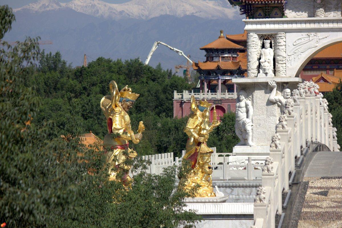 Храм Будды - Виталий  Селиванов