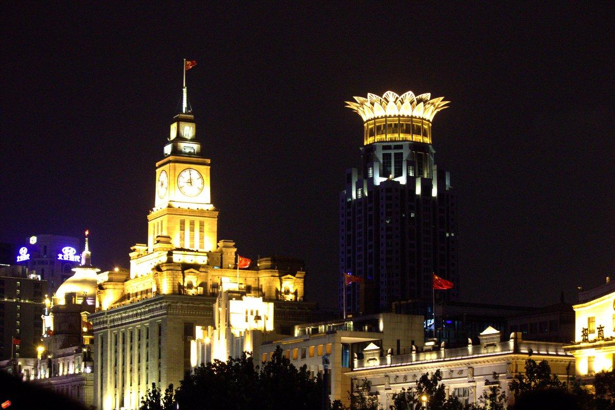 Ночной Шанхай - Виталий  Селиванов