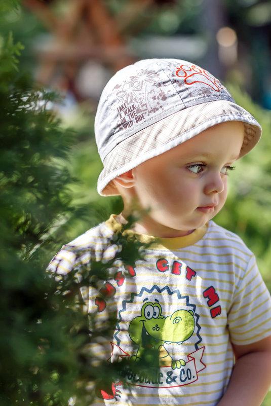 Портрет мальчика - Андрей Медведев