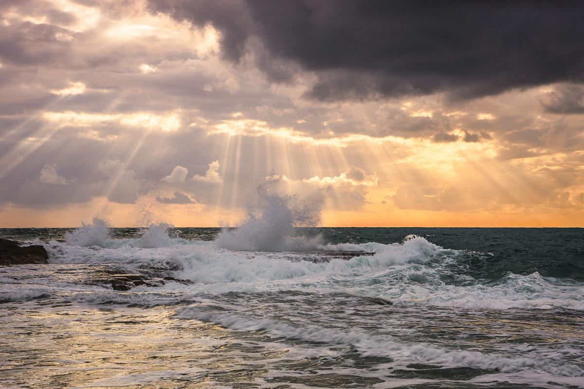 Средиземное море - Aaron Gershon