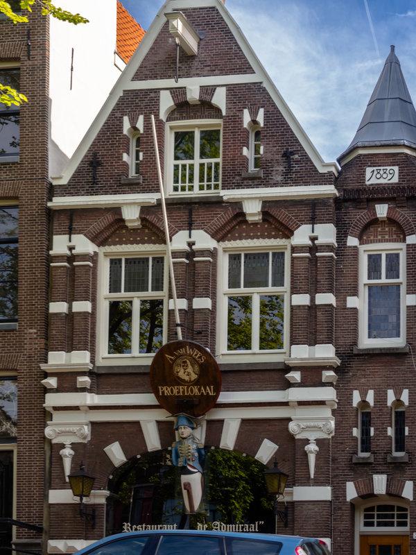 Особенности архитектуры Амстердама - Witalij Loewin