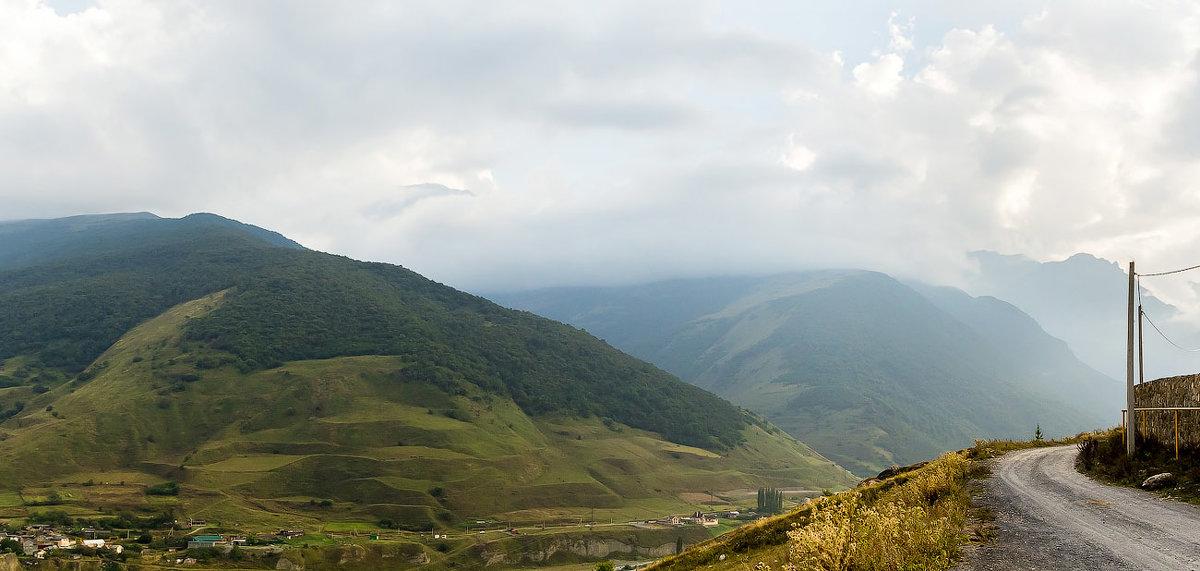 Кавказ - Юрий Поздников