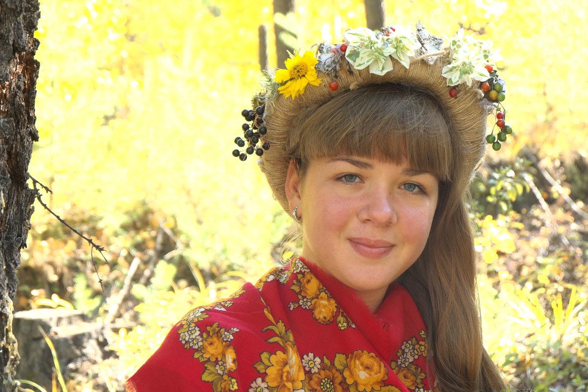 Забайкальская Осень. Пришла! - Елена Фалилеева-Диомидова