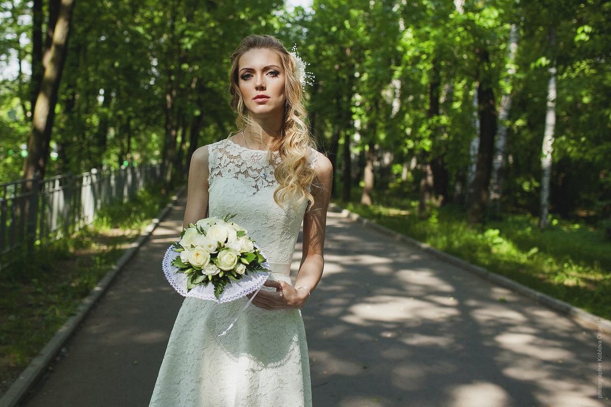невеста Люба - Ольга Коблова