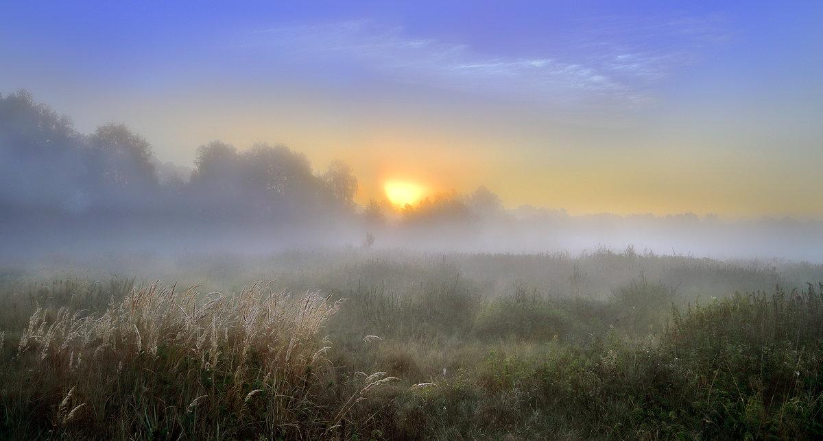 Рассветные волны... - Андрей Войцехов
