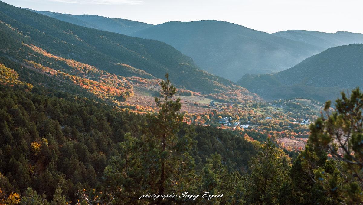 в долине - Sergey Bagach