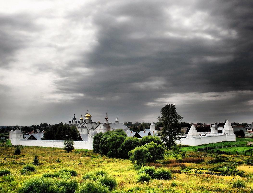 Покровский монастырь - Валерий Гришин