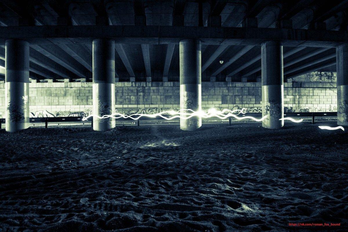 Светлячок под ночным мостом - Роман Fox Hound Унжакоff