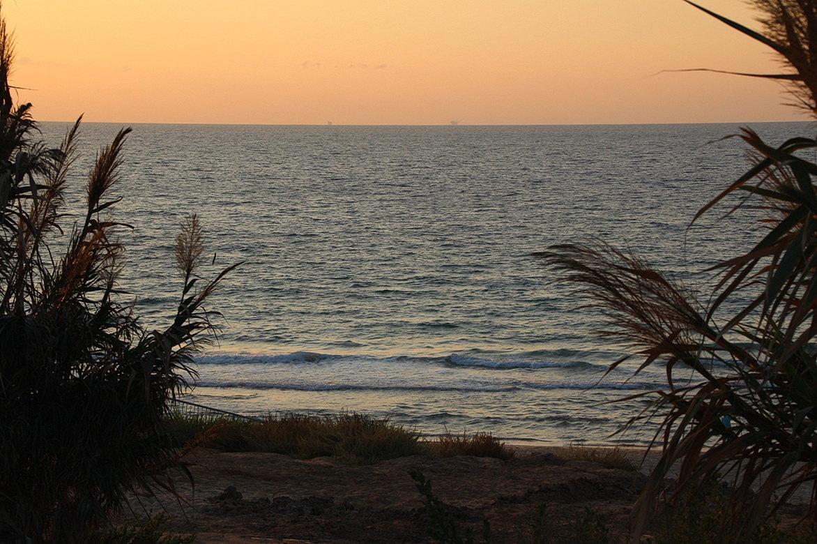 Вечер на Средиземном - Лев Аронс