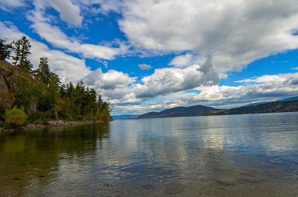 Озеро Оканаган - Dobr
