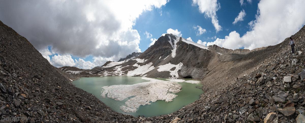 Моренное озеро - Dmitriy Sagurov