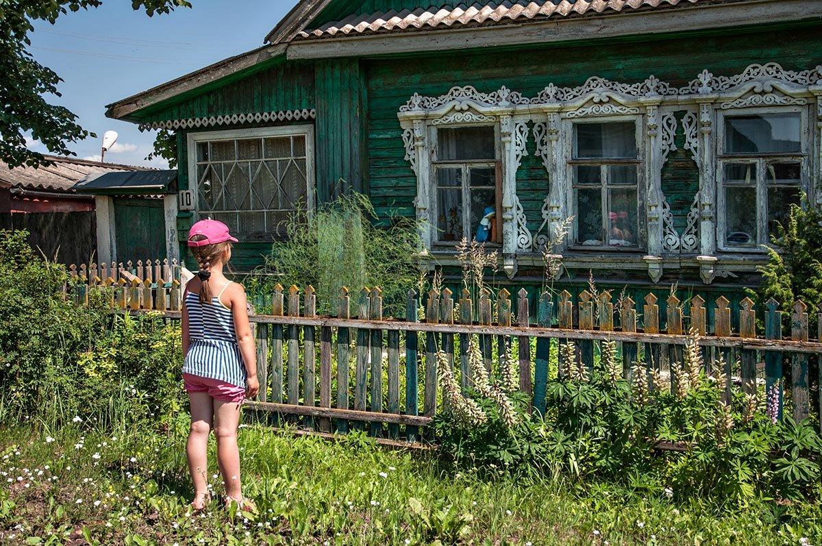 Старой кукле, конечно, ласки не хватает... - Ирина Данилова