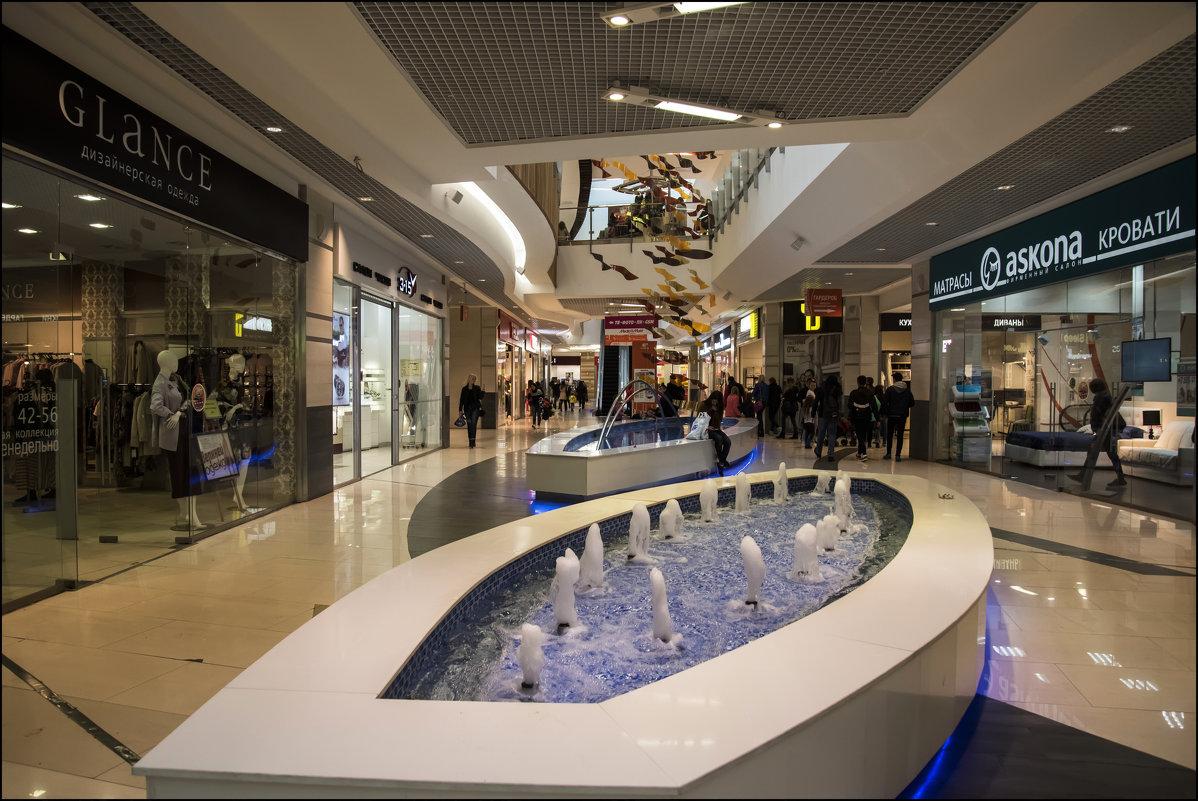Торговый центр - Алексей Патлах