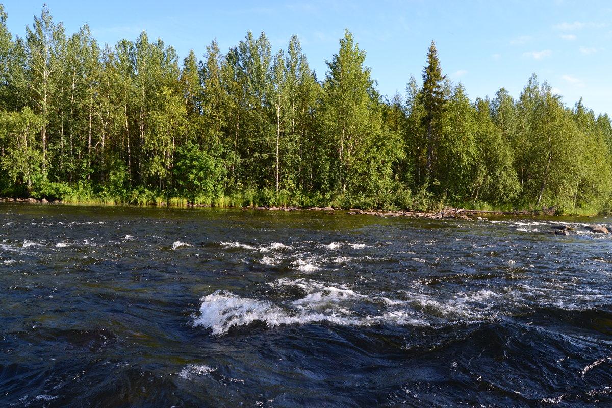 Бурная река - Ольга