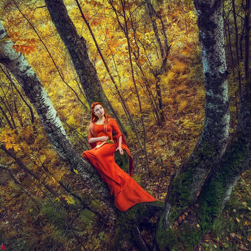 Осень - Ежъ Осипов