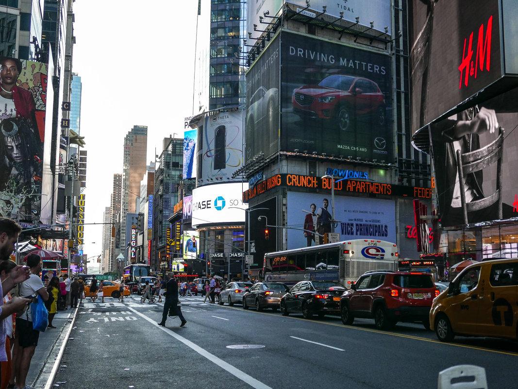 New York - Павел L