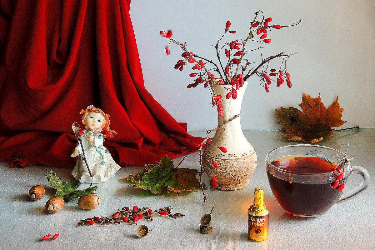 Осенний с барбарисом - Павлова Татьяна Павлова