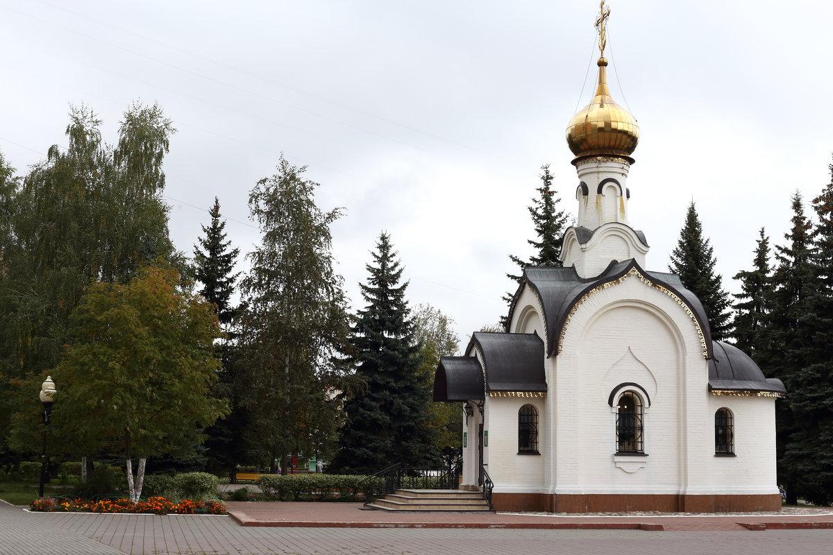 Церковь - Николай Холопов