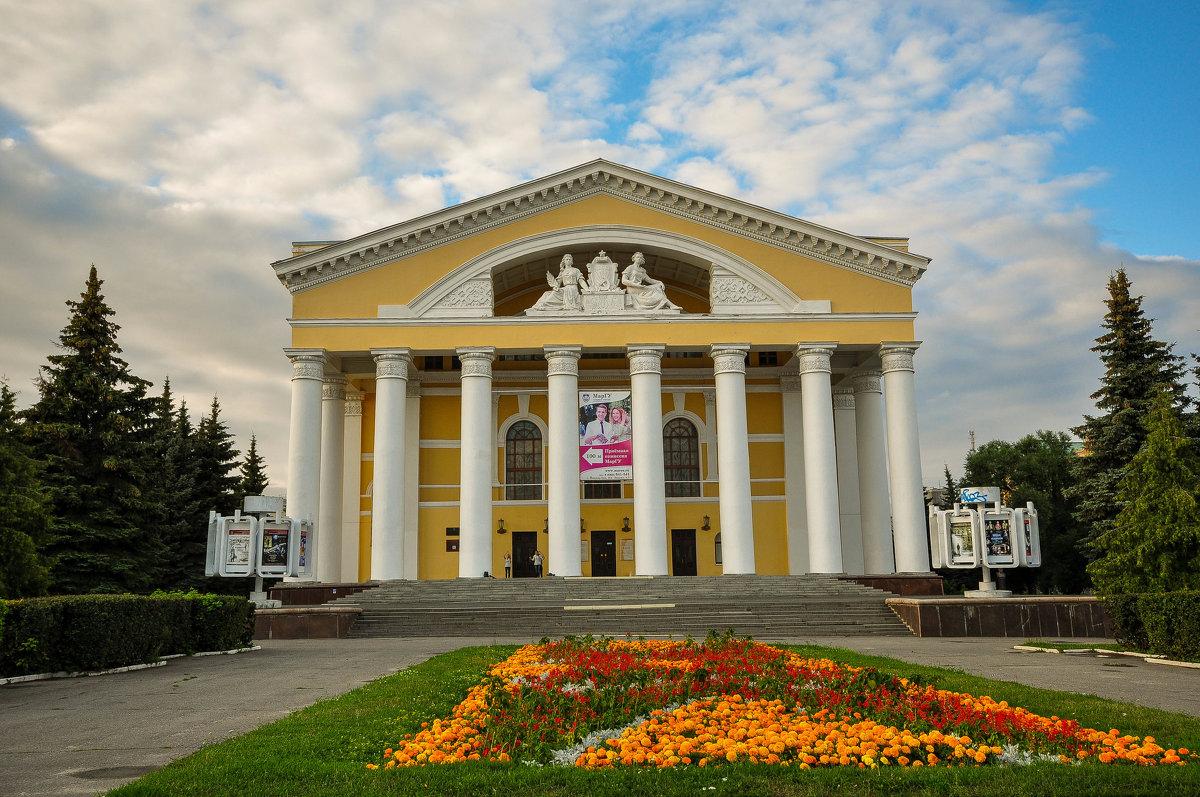 Театр в Йошкар-Оле - Сергей Тагиров