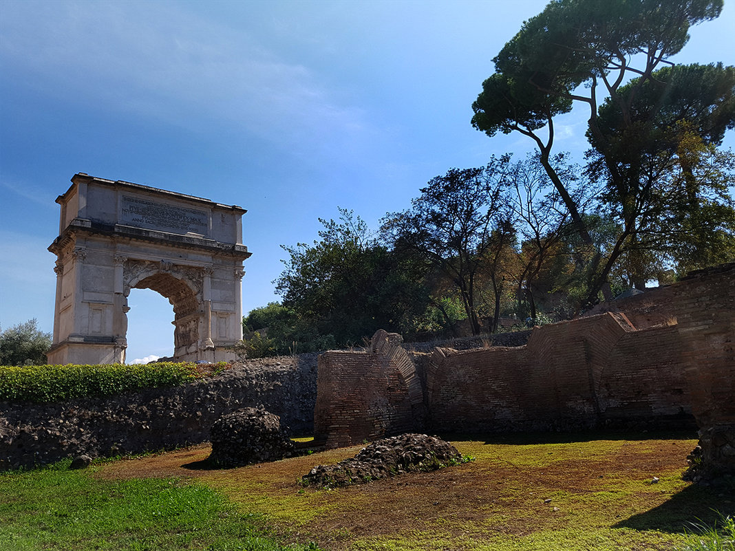 Камни Рима - сергей адольфович