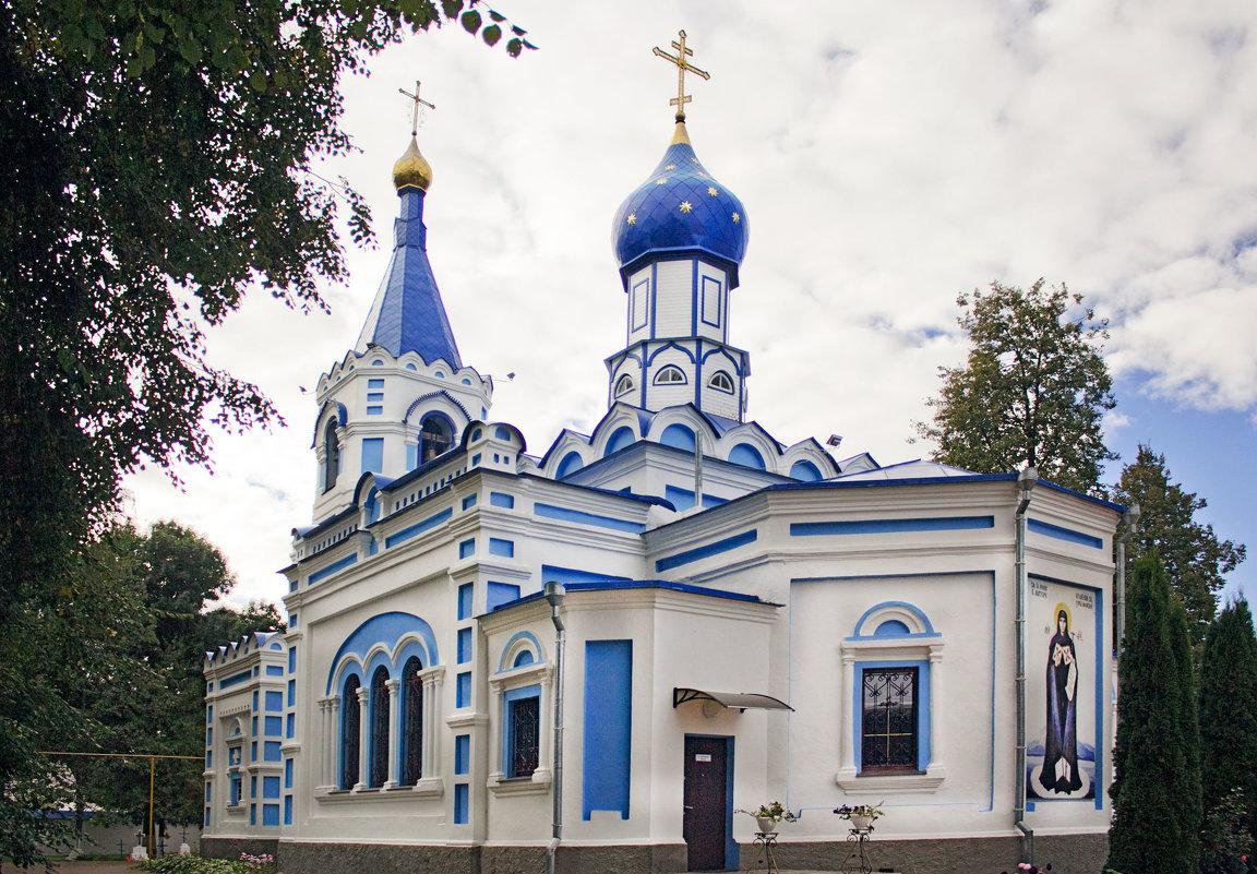 Свято -Ильинский храм . Орша - Светлана З