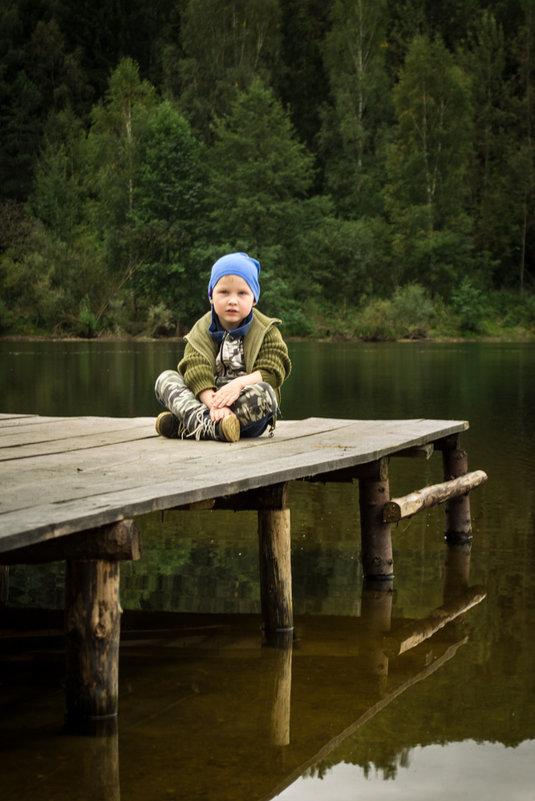 на лоне природы - Алексей Леухин
