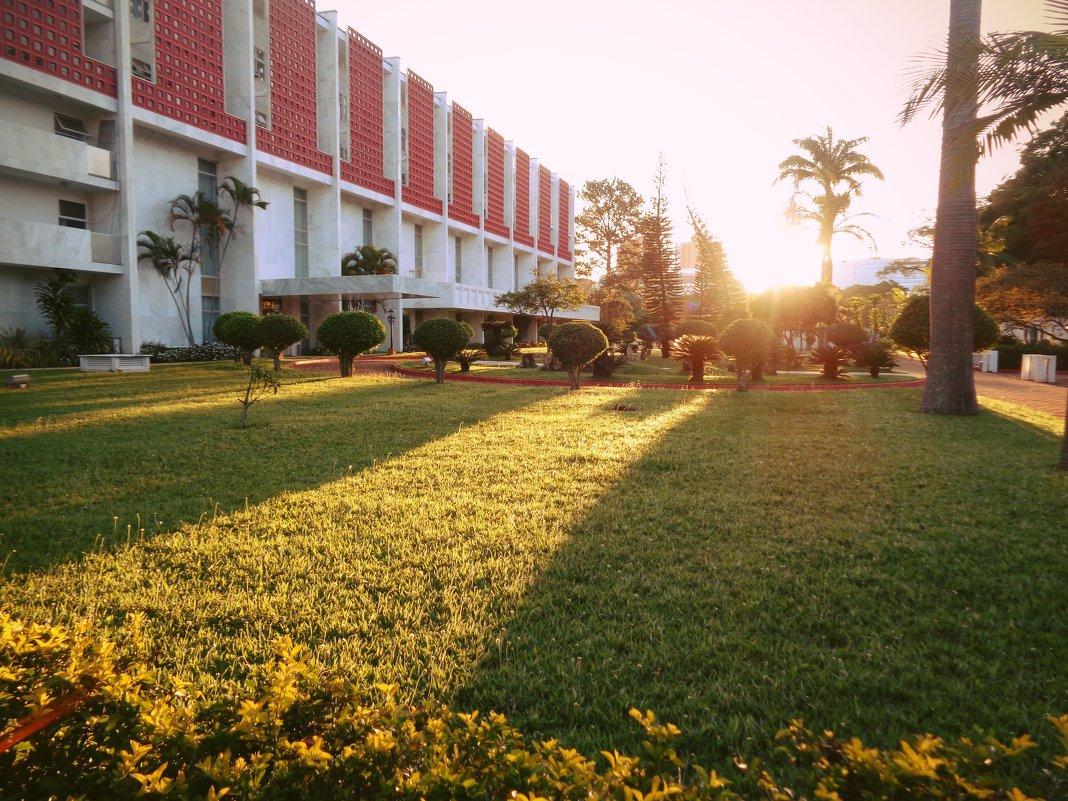 посольство РФ в Бразилиа - Анна Бушуева