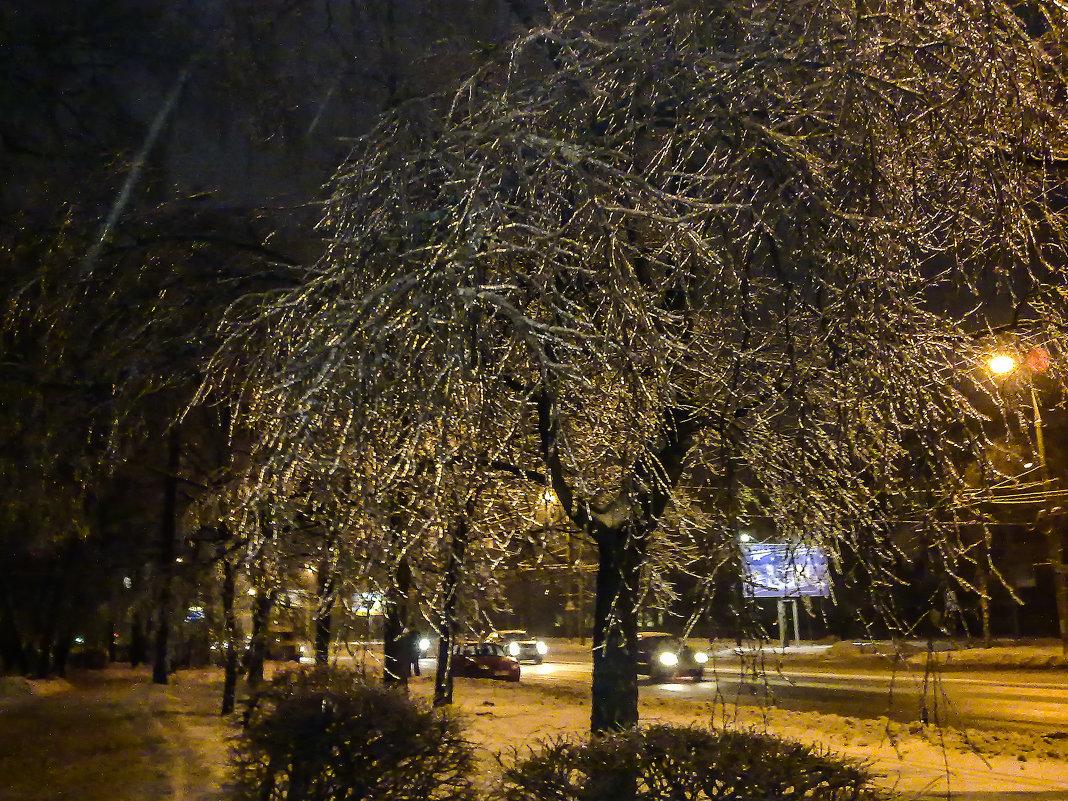 После ледяного дождя. - Владимир Безбородов