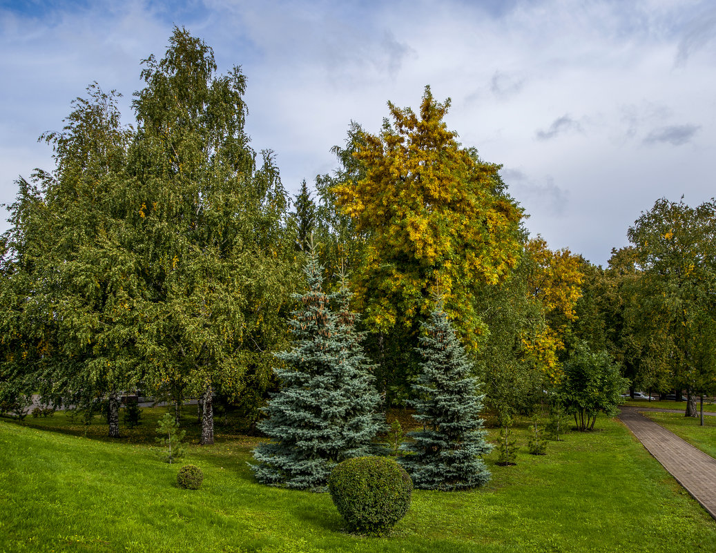 Скоро осень - Константин Вавшко