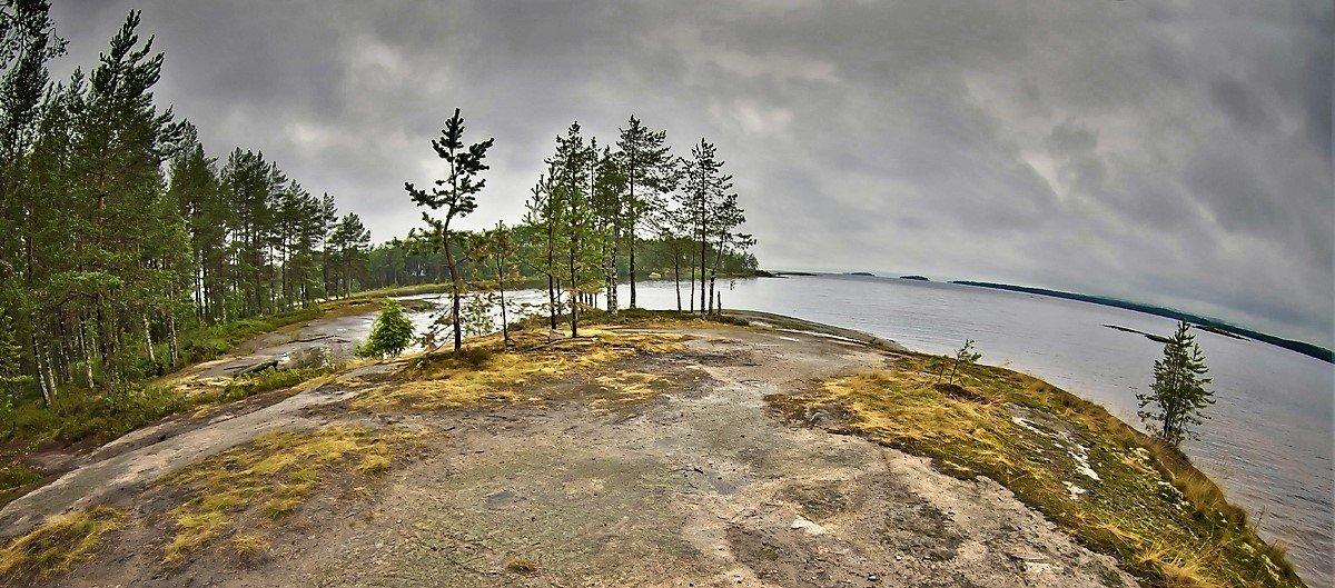 Каменные берега Онего - Валерий Талашов