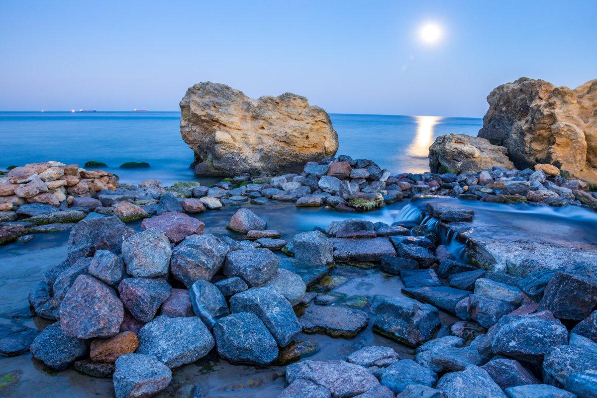 Пляж Ланжерон - Artem Zelenyuk