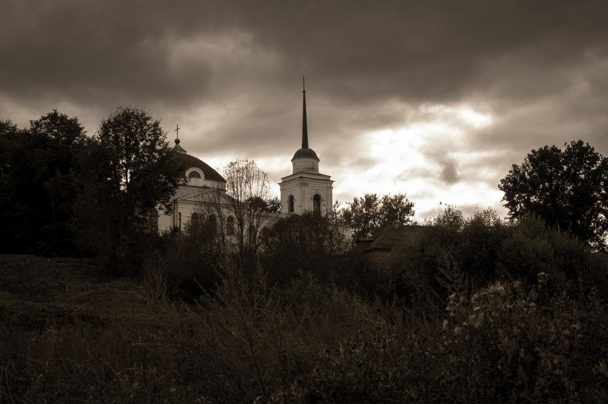 Церковь Спаса Всемилостивого Аркадиевского монастыря в Вязьме (1783) - Alexander Petrukhin
