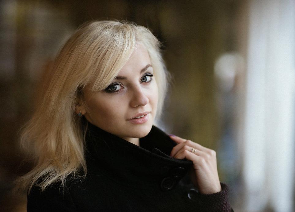 Девушка в чёрном - Алекс Римский