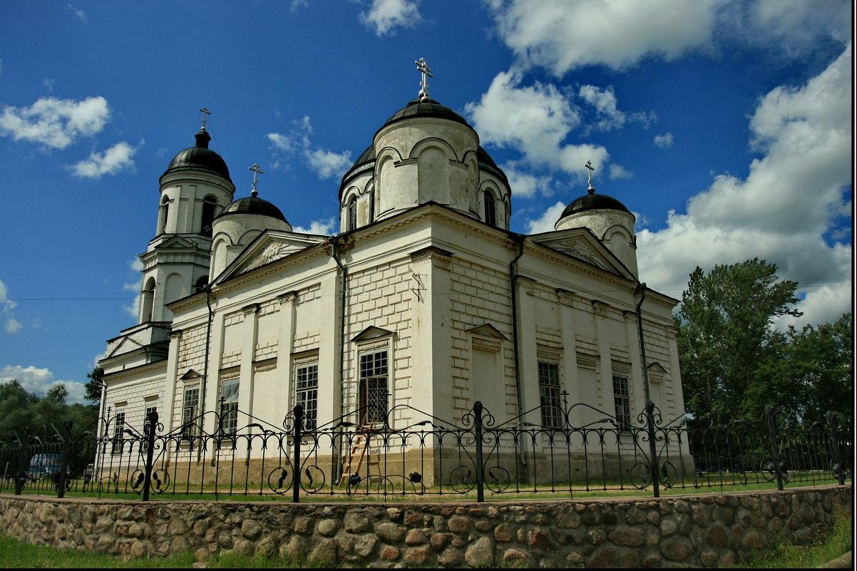 Древний храм - Aleksandr Ivanov67 Иванов