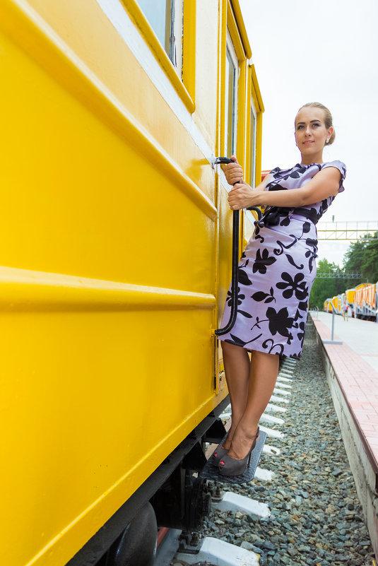 За мечтой хоть на вагоне - Дима Пискунов