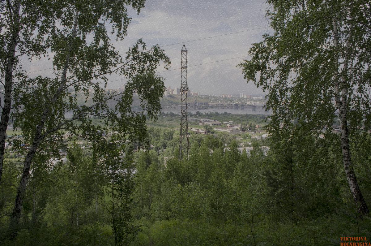 Пасмурно - Виктория Большагина