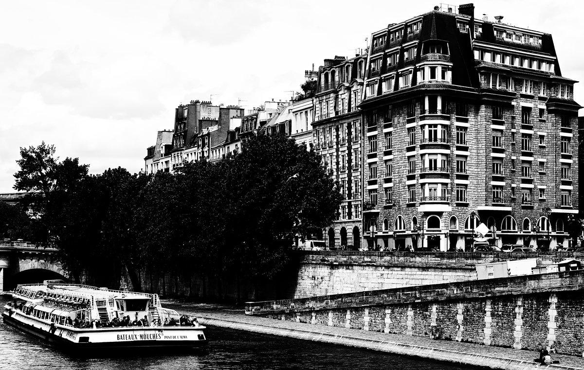 Париж. Линии. - Val Савин