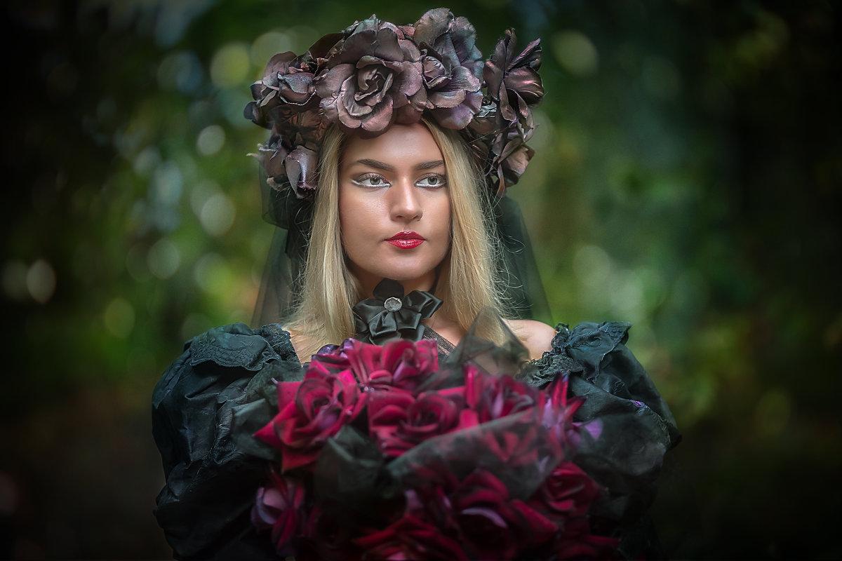 Портрет девушки - Виктор Седов