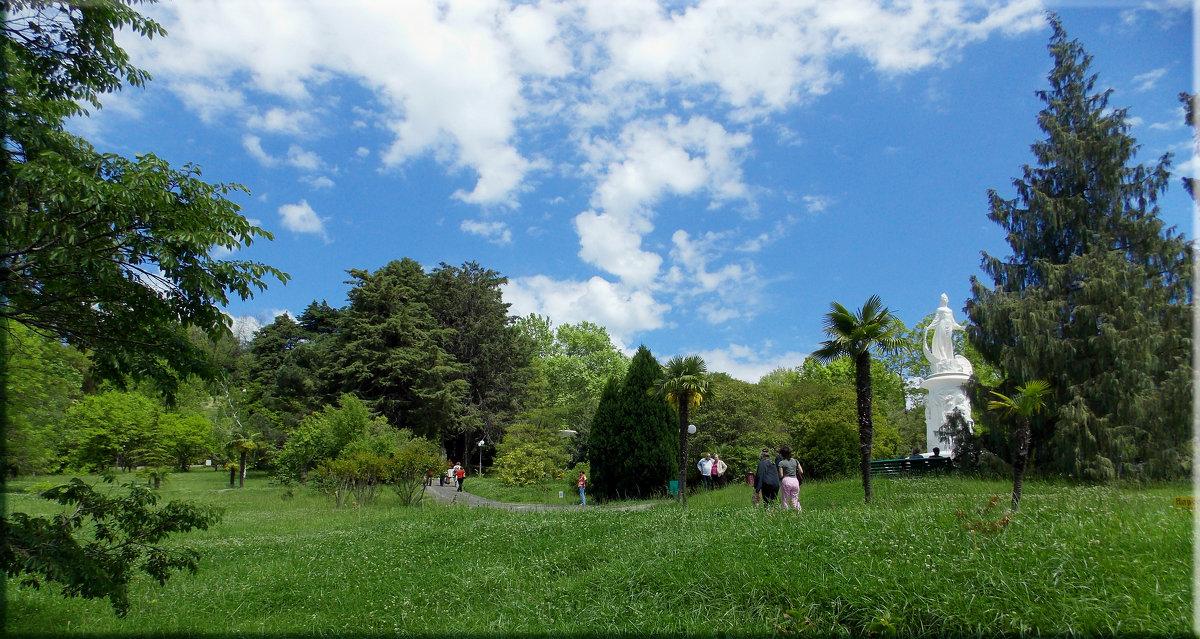 В парке.... - СветЛана D