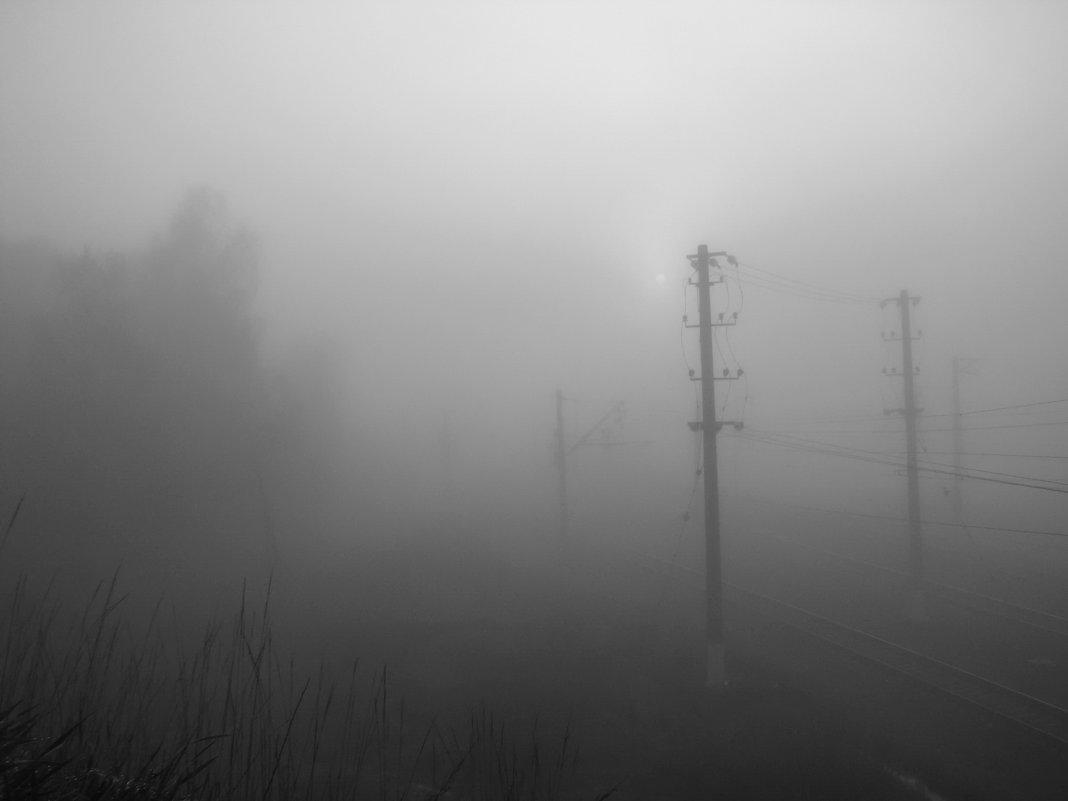 Железнодорожный туман - Александр С.
