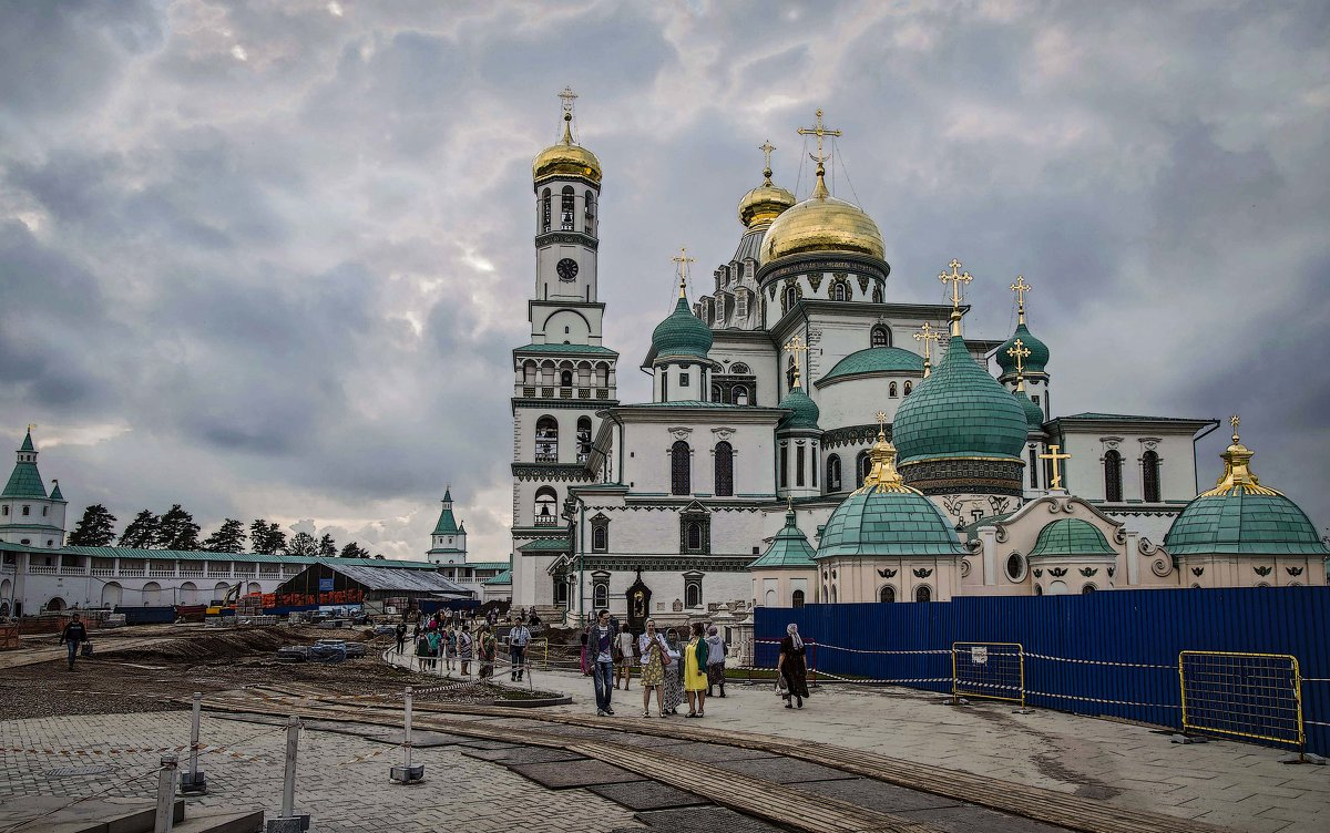 Новый Иерусалим - Viacheslav Birukov