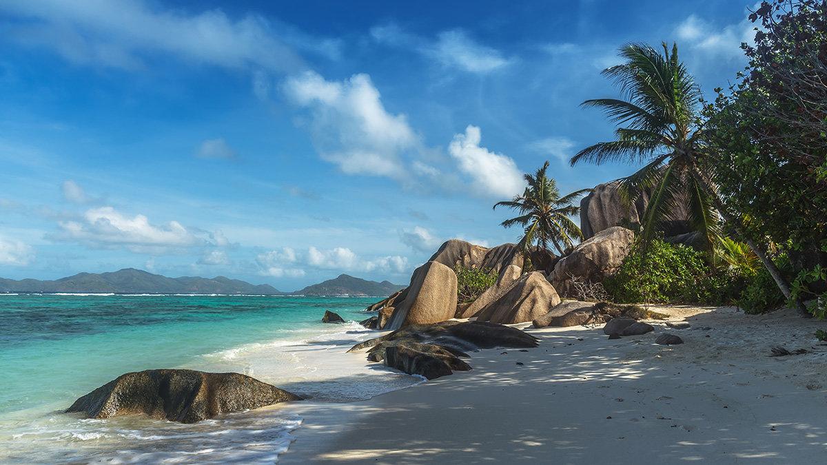 Seychelles La Digue - Дмитрий Лаудин