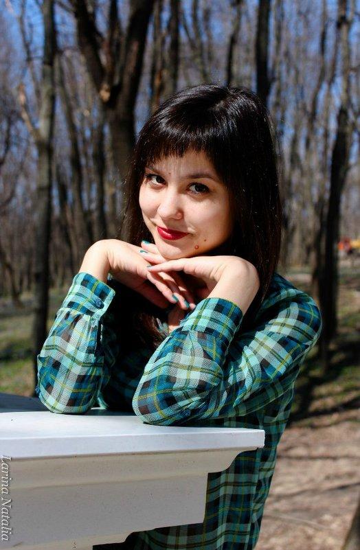 Фотогеничная и выразительная Анастасия. - Наталья