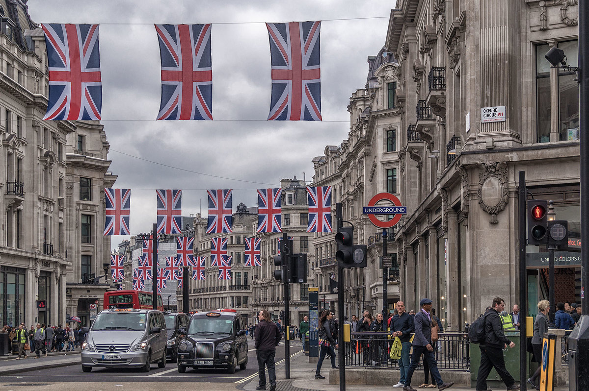 Гуляя по Лондону. - Сергей Исаенко