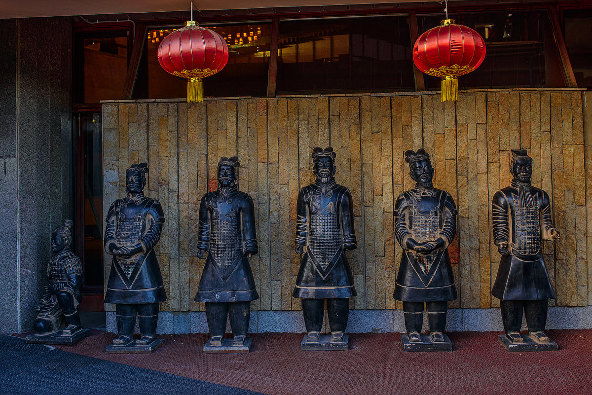 20 сентября открытие огромнейшего китайского ресторана в Гавани. - Татьяна Полянская
