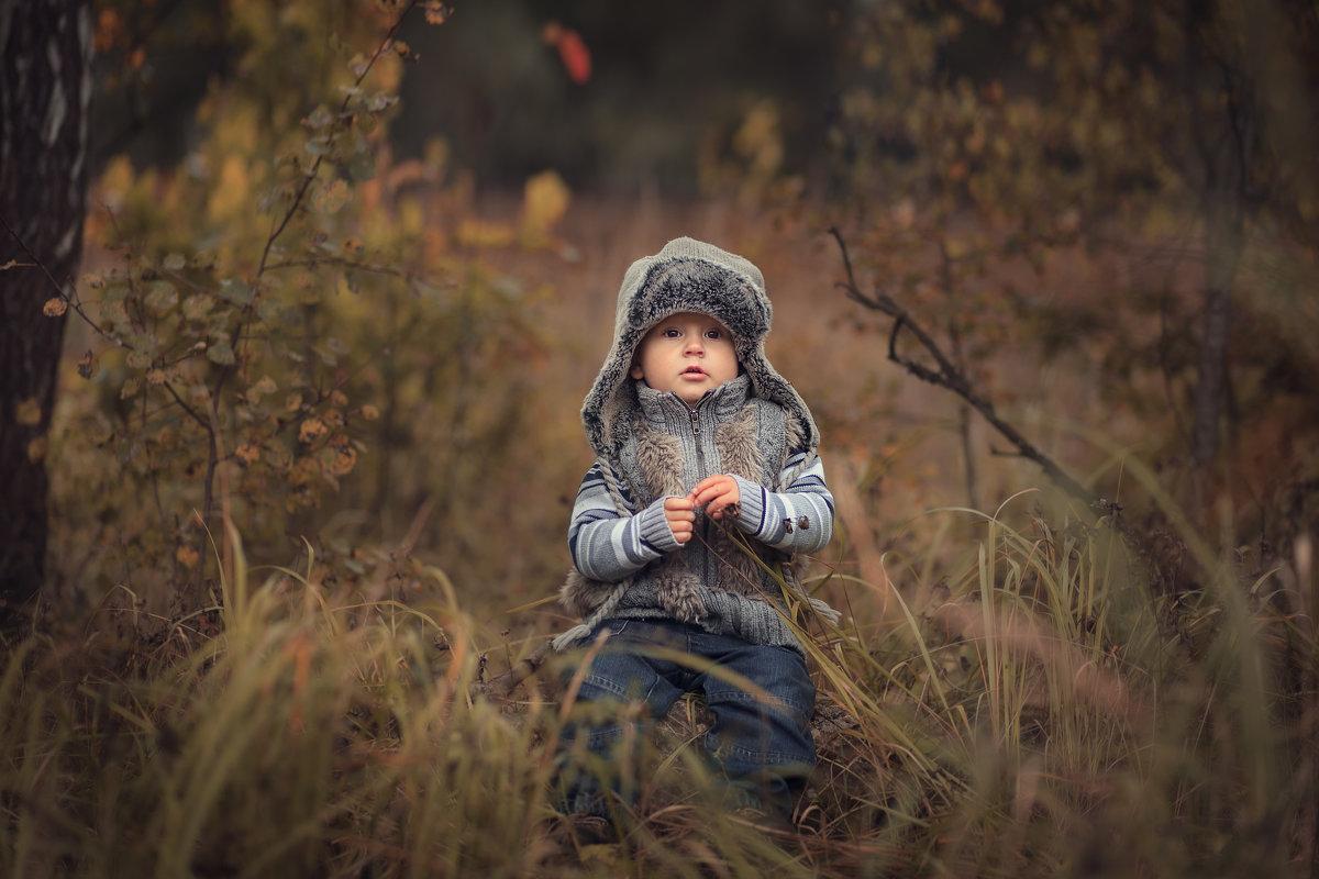 Лесовичок-моховичок - Anna Lipatova