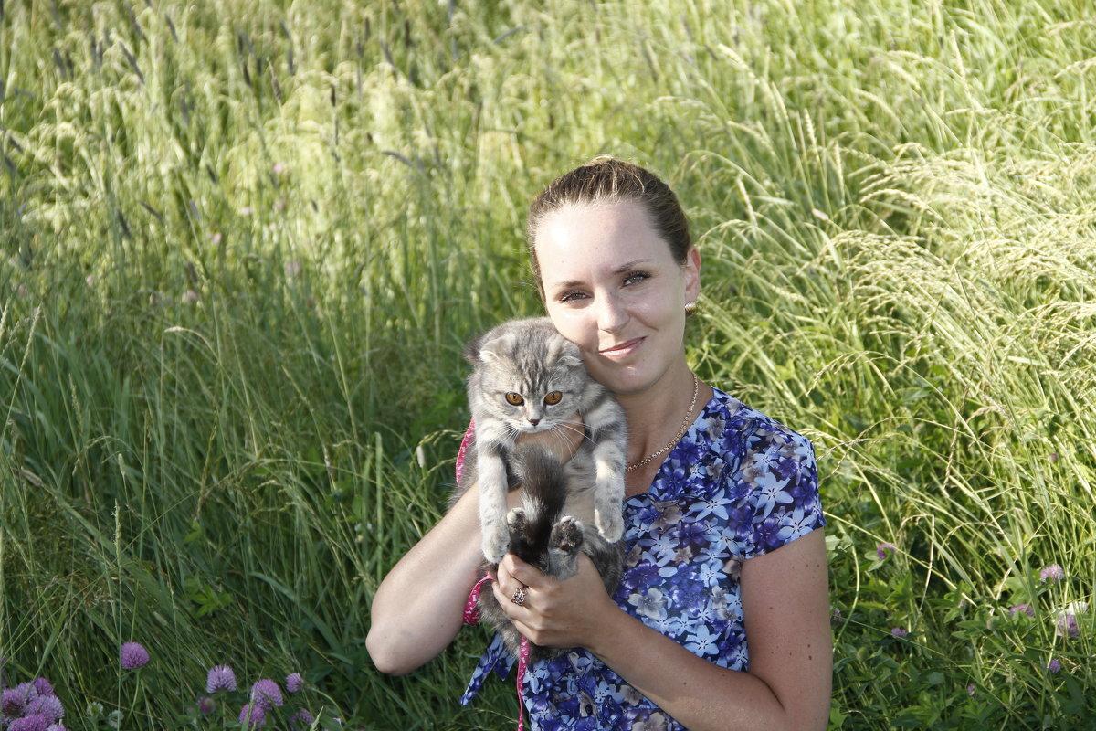 Я и Мышка - Юлия Руденко